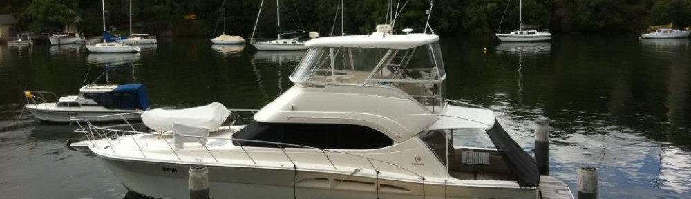 Custom Made Boat Covers & Marine Seat Covers | Sydney